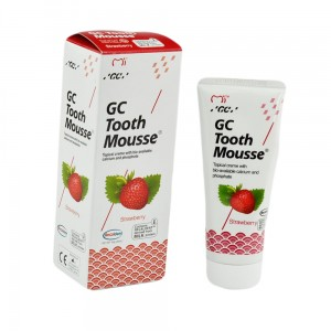 GC TOOTH MOUSSE - płynne szkliwo, pasta do zębów 35ml