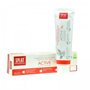 SPLAT PROFESSIONAL ACTIVE - pasta do zębów z witaminą A oraz E 100ml